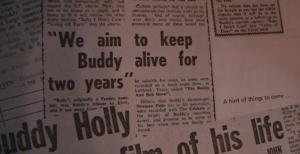 Buddy Holly clippings 2