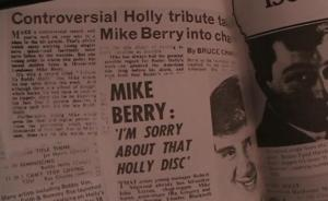 Buddy Holly clippings 3