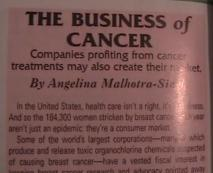 Cancer Biz