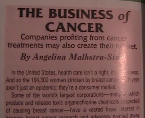 Cancer Biz