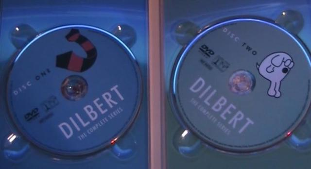 Dilbert discs 1 and 2