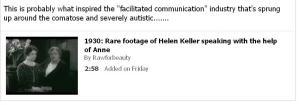 facilited communication