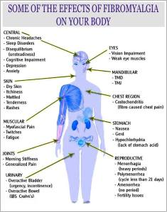 Fibromyalgia Body Effects