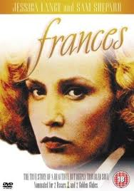 Francis Farmer the movie poster