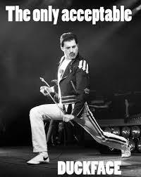 Freddie Duckface