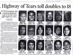 Highway of tears 18