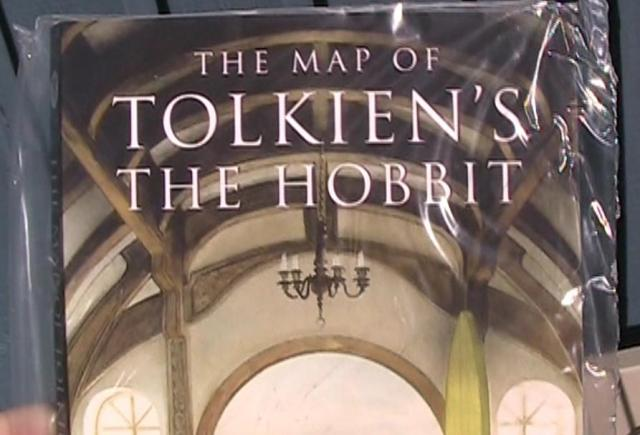 Hobbit map pack