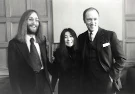 Lennon Yoko Trudeau