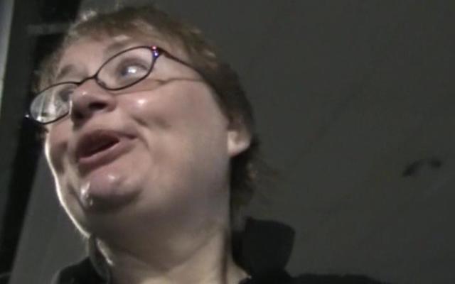 Nina at Ikea 2