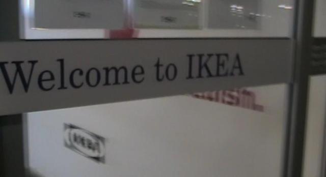 Nina at Ikea 4