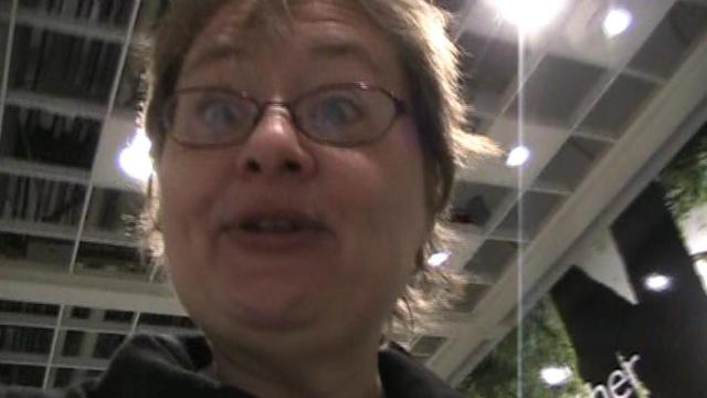 Nina at Ikea 7