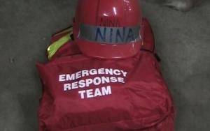 Nina searcher emergency preparedness kit