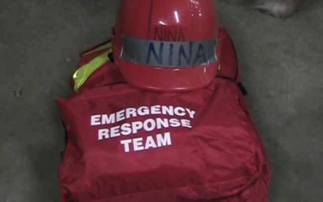 Nina searcher emergency preparedness kit