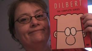 Ninabert and Dilbert