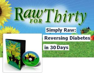 Raw for 30 days