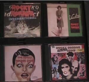 RHPS 15th set CND 4 discs