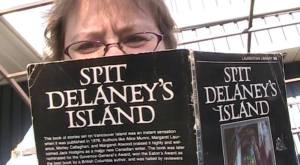 Spit Delaneys Island