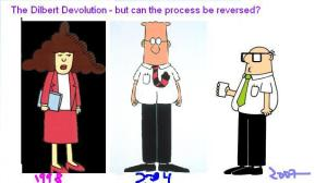 The Dilbert Devolution