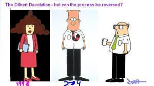 The Dilbert Devolution