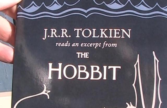 The Hobbit cd