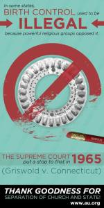 The Pill since 1965
