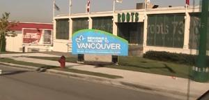 Vancouver sign at Boundary