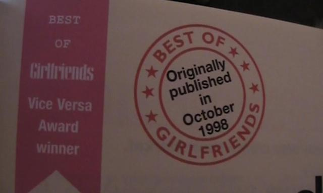 Vice Versa Award Winner Best Of Girlfriends