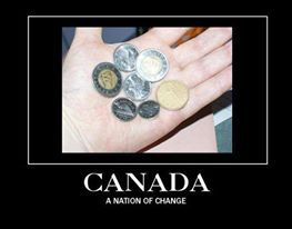 Canada a nation of change
