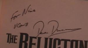 Dave Duncan autograph 1