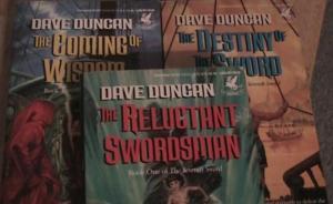 Dave Duncan Reluctant Swordman