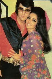 Elvis and Joyce Bova