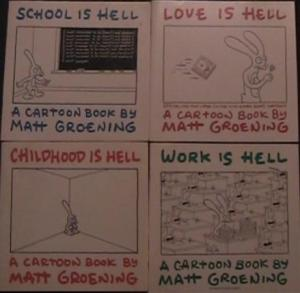 Matt Groening Hell Collection 1