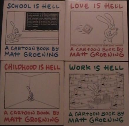 Matt Groening Hell Collection 1