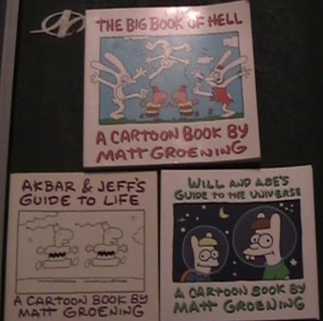 Matt Groening Hell Collection 2