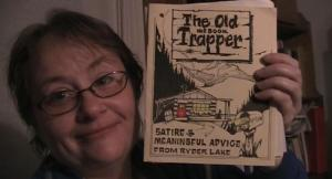 Nina and The Old Trapper