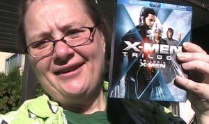 Nina and X Men Trilogy