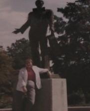 Nina on Beale 1987