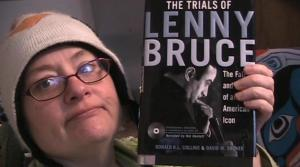 Nina Reads Trials of Lenny Bruce