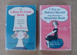 Peg Bracken 2 books