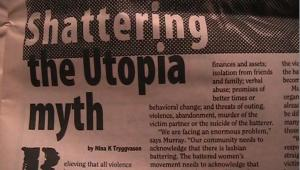 Shattering Utopia