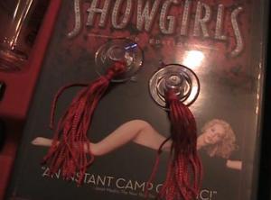 showgirl pasties