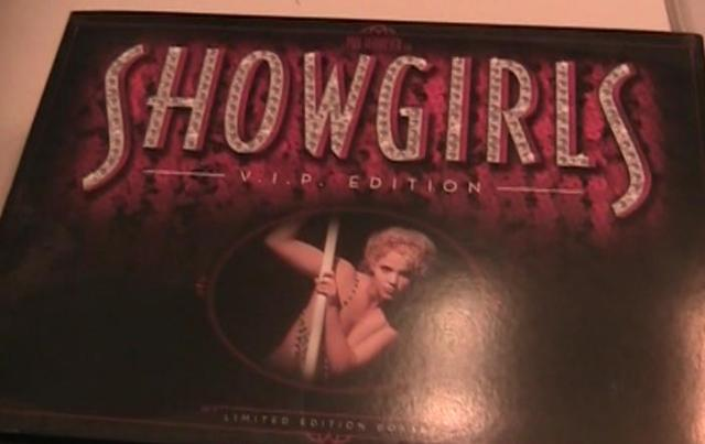 Showgirls VIP box set