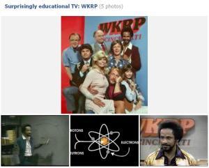 WKRP the atom