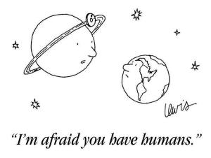 you have humans