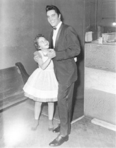 Elvis and Brenda Lee 1