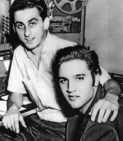 Elvis and George