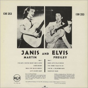Elvis and Janis back