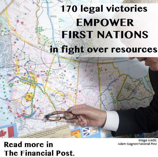 Financial Post save us indigenous peoples