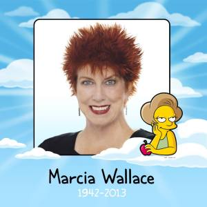 MArica Wallace Simpsons Trib