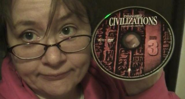 Nina and Endangered Civs 3